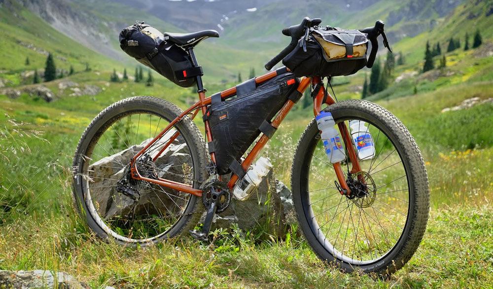 Cómo llevar el equipaje en la bicicleta. - Snail Touring