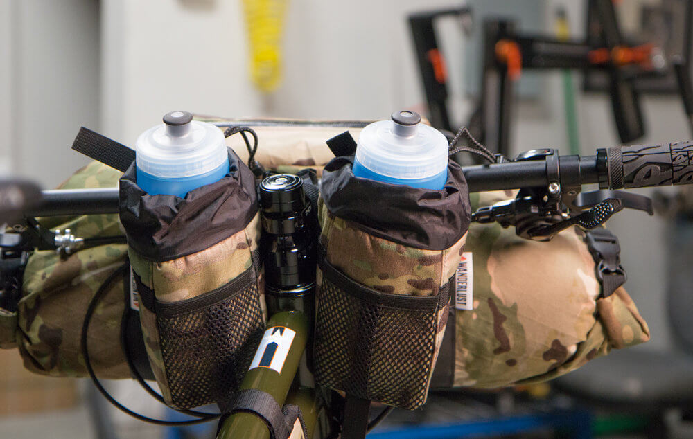 Bolsas Stem bags de bikepacking